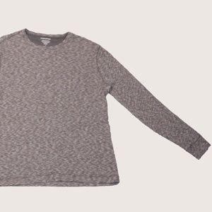 Banana Republic Silver & Grey Sweater